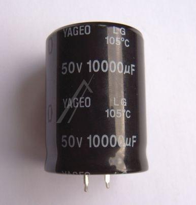 10000uF | 50V Kondensator elektrolityczny 105°C 40mm/30mm,0