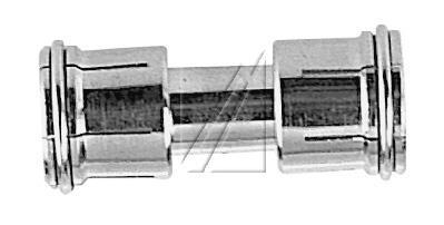 Adapter F antenowy (wtyk/wtyk) standard,0