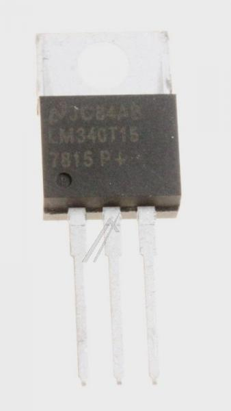 LM340T15NOPB LM340T15 FESTSPANNUNGSREGLER, +15V/1A, 7815, TO-220 TEXAS-INSTRUMENTS,0