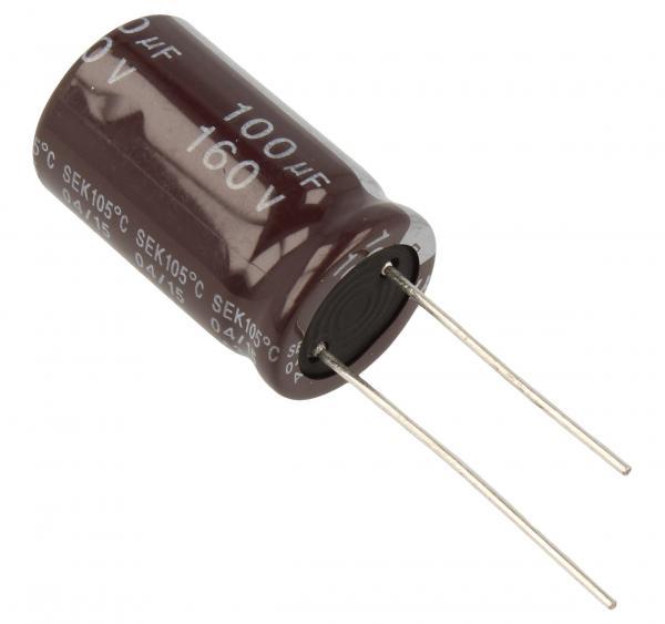 100uF | 160V Kondensator elektrolityczny 105°C 25mm/16mm,0