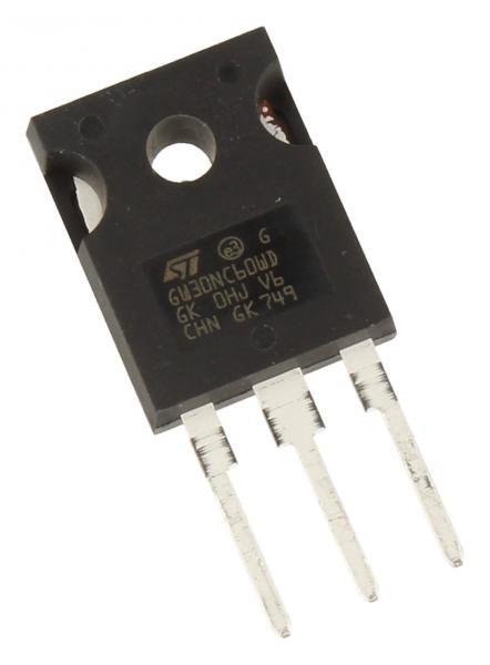 STGW30NC60WD Tranzystor TO-247 (n-channel) 600V 60A 83MHz,0