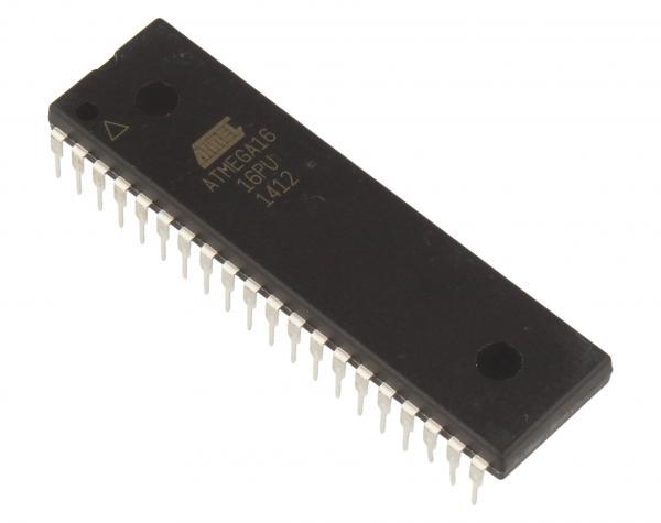Mikroprocesor ATMEGA16-16PU,0