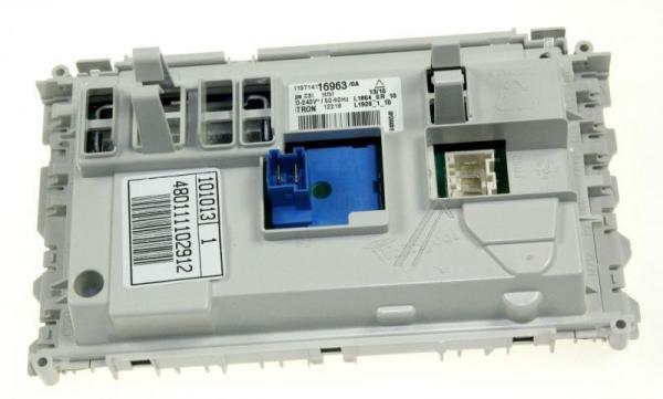 Moduł elektroniczny skonfigurowany do pralki 480111102912,0