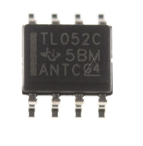 TL052CD TL052C IC OPERATIONSVERSTÄRKER, SMD SOIC-8 TEXAS-INSTRUMENTS,0