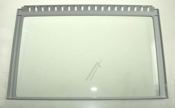 Szyba | Półka szklana kompletna do lodówki 00353027,0