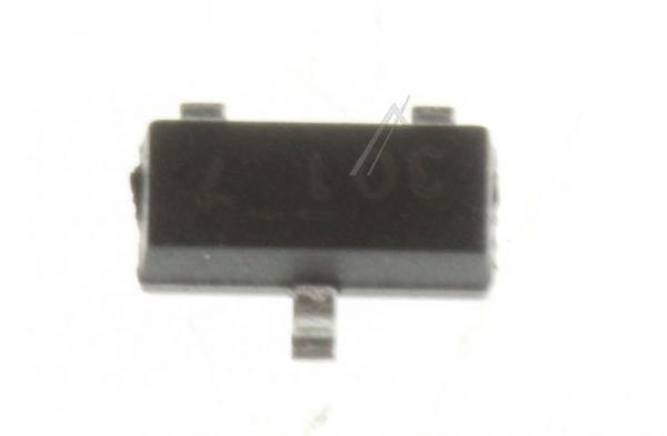 FDV301N FDV301N Tranzystor SOT-23 (n-channel) 25V 0.22A 166MHz,0