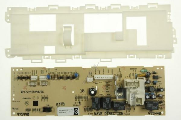 Moduł elektroniczny skonfigurowany do pralki 2822530137,0