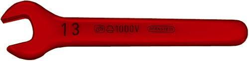 Klucz płaski izolowany 10 16505VDE Bernstein,0
