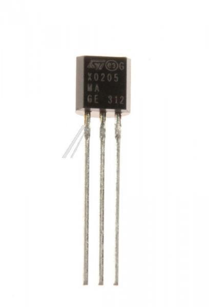 X0205MA 1BA2 Tyrystor 600V 1.25A STM,0