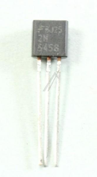 2N5458 Tranzystor TO-92 (n-channel) 25V 10mA 1MHz,0