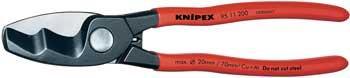 9512165 KABELSCHERE  165MM KNIPEX,0