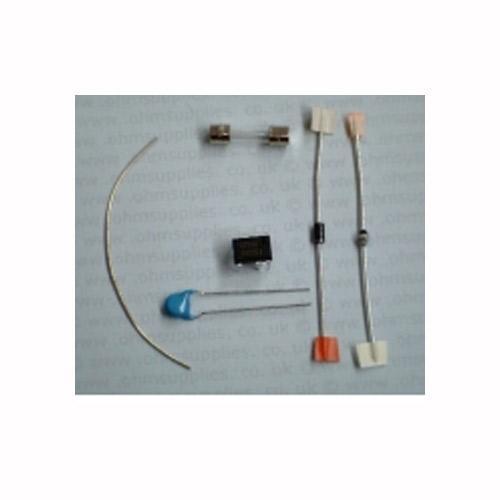 KIT05 zestaw naprawczy zasilacza grundig/technosonic/twfvision,0