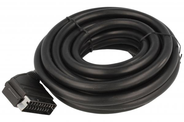 Kabel SCART 5m (wtyk/wtyk),0