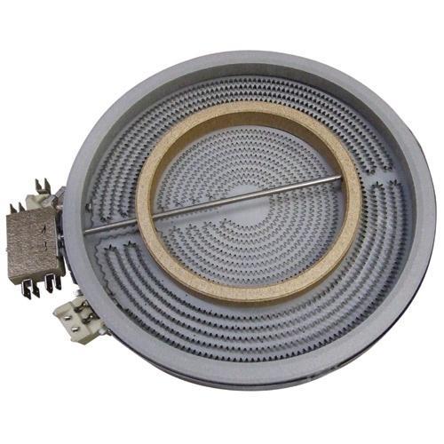 Pole grzejne podwójne do płyty grzewczej Siemens 00356260,0