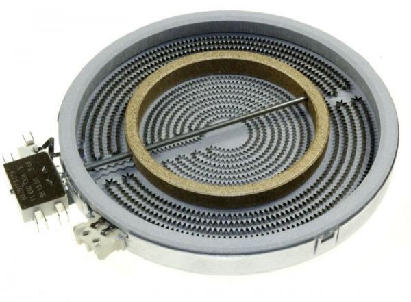 Pole grzejne podwójne do płyty grzewczej Siemens 00356260,2
