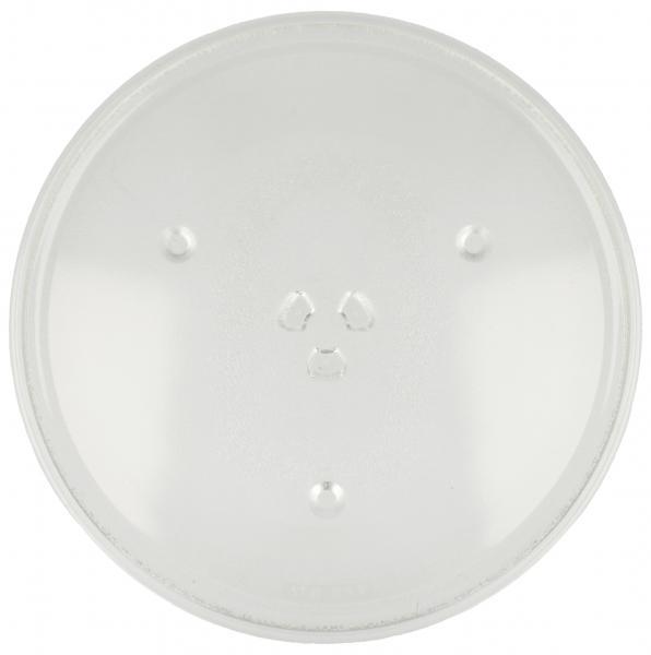 Talerz szklany do mikrofalówki 28cm Siemens 00358054,0