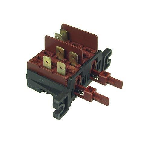 Zespół przełączników do zmywarki Whirlpool 481990500113,0
