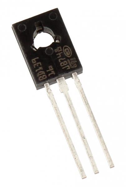 BD139-16 Tranzystor TO-126 (npn) 80V 1.5A 190MHz,0