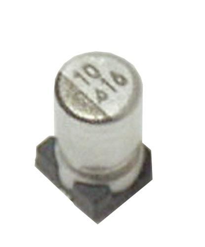 10uF | 16V Kondensator elektrolityczny 85°C SMD 5.4mm/4mm,0