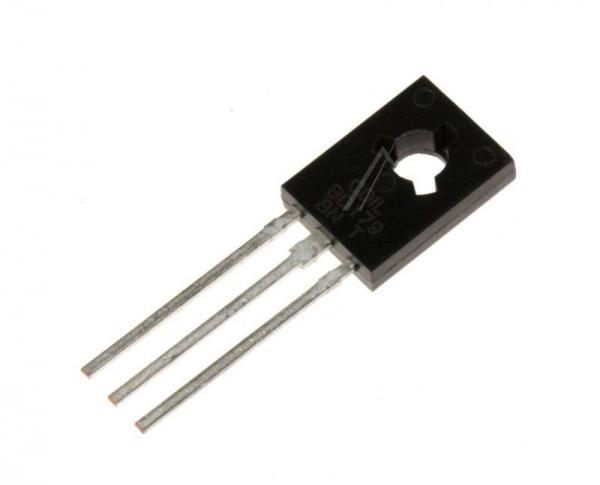 BD179 Tranzystor TO-126 (npn) 80V 3A 3MHz,0