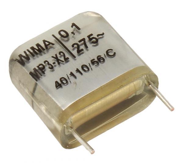 Filtr przeciwzakłóceniowy 0,1UF275V,0