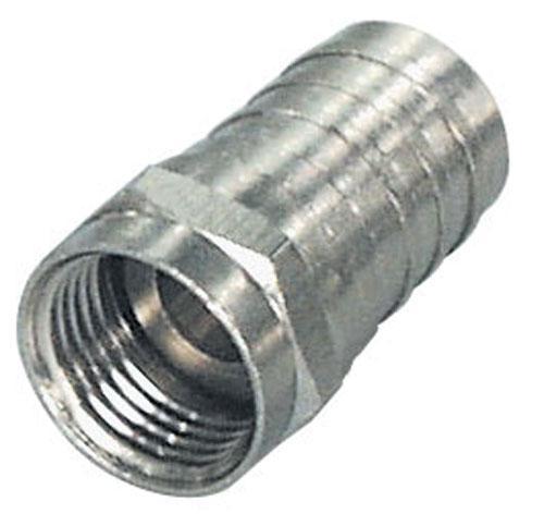 Wtyk F 6mm antenowy,0