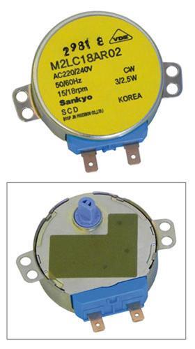 Silnik napędowy M2LC18AR02 mikrofalówki Samsung DA3110107D,0