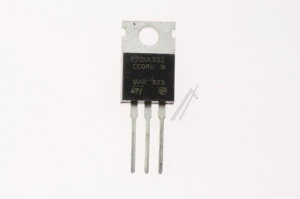 STP20NK50Z Tranzystor MOS-FET TO-220 (n-channel) 500V 17A 50MHz,0
