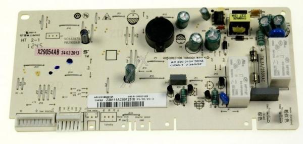 Moduł sterujący skonfigurowany do zmywarki 0121800013A,0