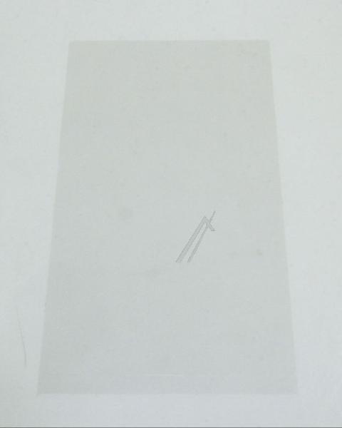Taśma   Folia ochronna drzwiczek do mikrofalówki 8996619178677,0