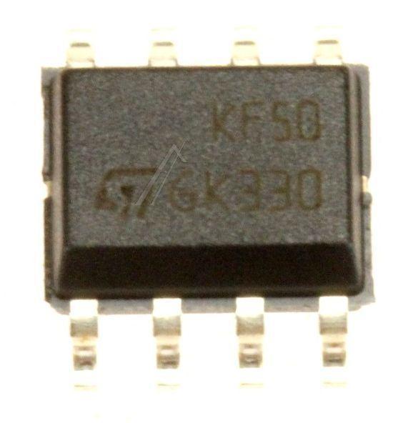 KF50BD KF50 v reg ldo +5.0v,smd,soic8 typ:kf50bd STMICROELECTRONICS,0