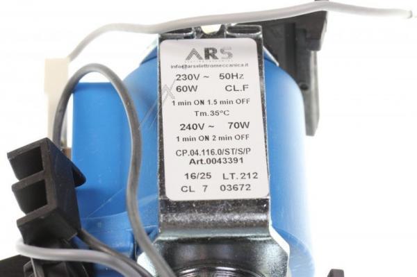 CL7 Pompa do ekspresu do kawy 60W 230V,3