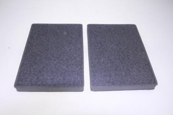 Filtr węglowy aktywny w obudowie do okapu Electrolux 8996600130000,0