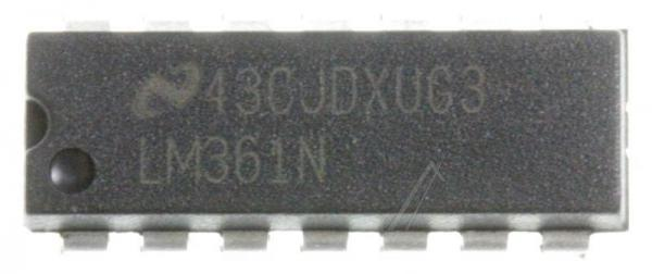 NSC LM361NNOPB COMPARATOR HIGH SPEED,DIP14,361 TYP:LM361N/NOPB,0