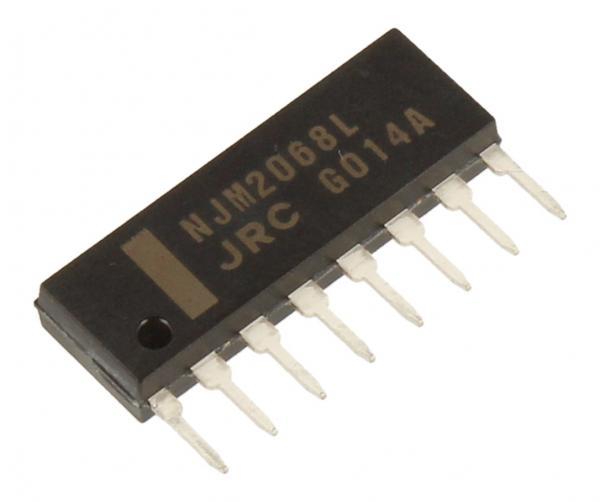 NJM2068L Układ scalony IC,0