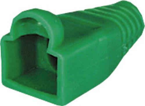 osłona wtyku rj45 zielona,0