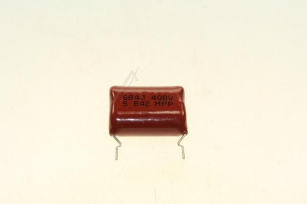 680nF   +-5%   400V Kondensator impulsowy SAMSUNG,0