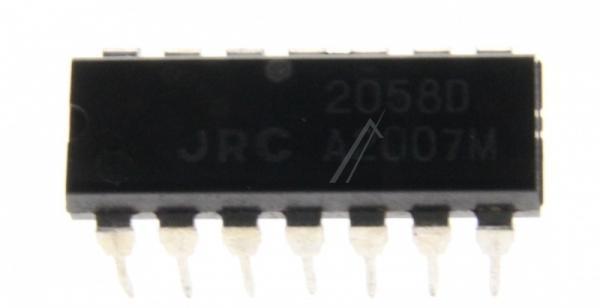 NJM2058D Układ scalony IC,0