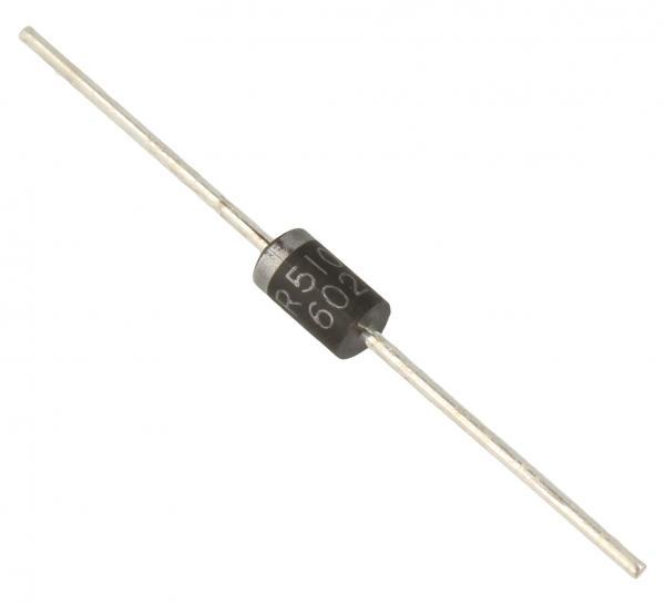 SR510 Dioda Schottkiego SR510 100V | 5A (DO-201AD-2),0