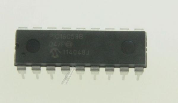 Mikroprocesor PIC16C58B-04/P,0