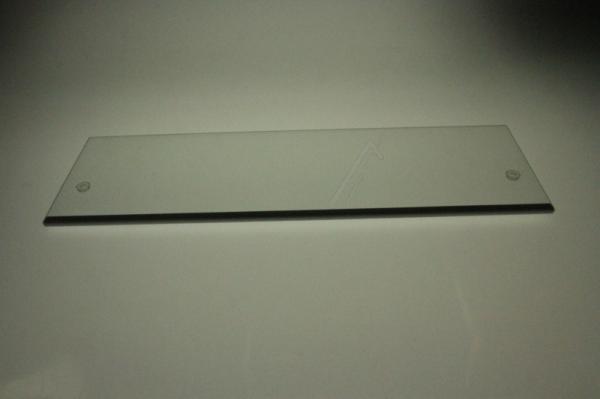 727254400 GLASPLATTE VO.HALB VORNE KUNSTSTOFF LIEBHERR,0