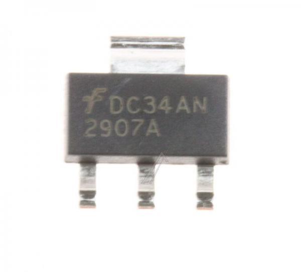 PZT2907A Tranzystor SOT223 (PNP) 60V 0.6A,0
