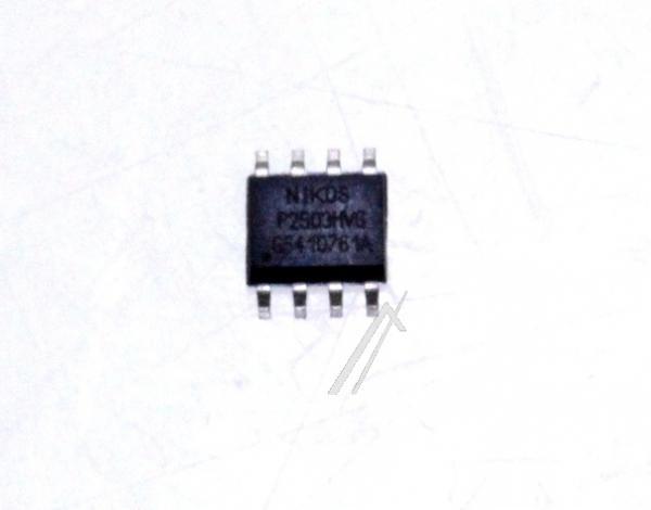 P2503HVG Tranzystor SOP-8 (n-channel) 30V 7A 133MHz,0