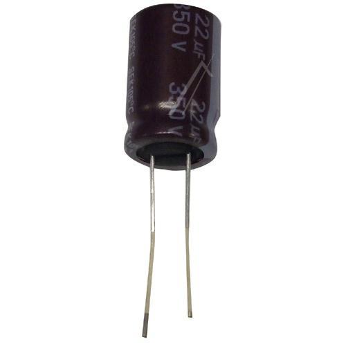 22uF | 50V Kondensator elektrolityczny 105°C 20mm/13mm,0