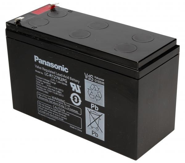 LCR127R2PG Akumulator UPS 12V 7200mAh Panasonic (1szt.),0