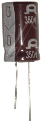 47uF   50V Kondensator elektrolityczny 105°C 25mm/16mm,0
