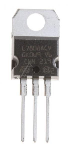 STM L7808ACV ic v reg 1a +8.0v,7808,to220-3,0