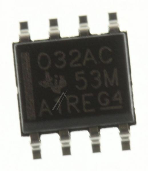 TL032ACD 032AC IC OPERATIONSVERSTÄRKER, SMD SOIC-8 TEXAS-INSTRUMENTS,0