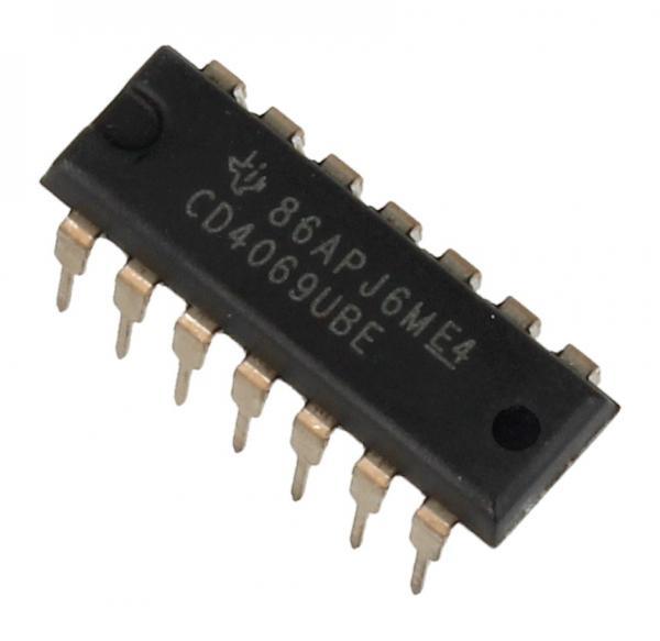 CD4069UBE Układ scalony IC,0