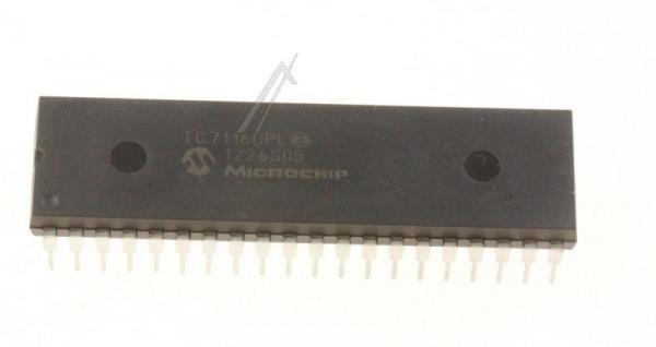 TC7116CPL Układ scalony IC,0